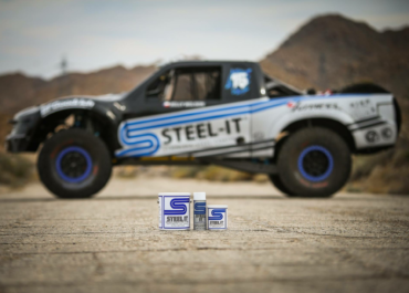 STEEL-IT Polyurethane in Off-Road